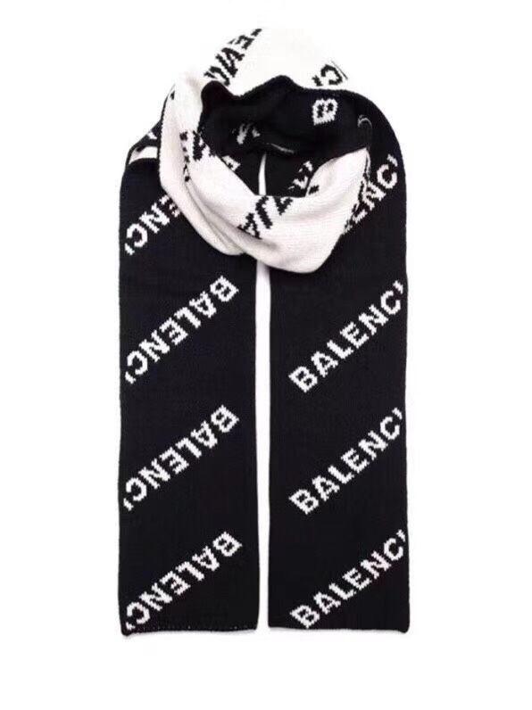 Balenciga バレンシアガ マフラー シアガ  メンズ レディース ブランド